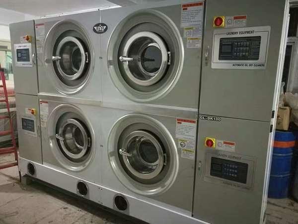 出售二手干洗店设备全套