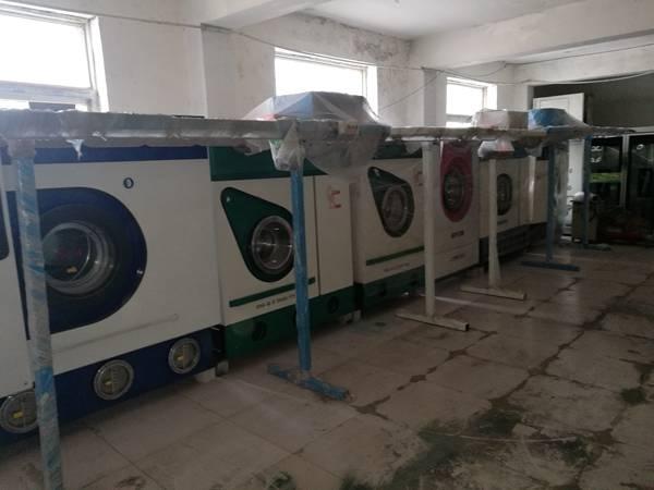 二手干洗机山西二手干洗店设备干洗机供应商