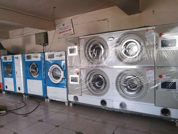 二手干洗机太原二手干洗店设备干洗机供应商