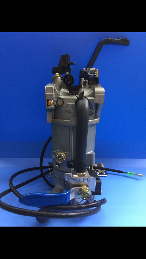 一体式瞬间切换LPG化油器