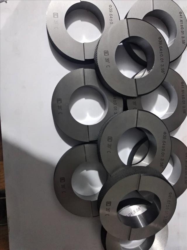 沧州梯形螺纹塞环规系列量大质优可定制