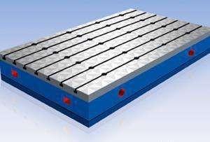 沧州铸铁平板,落地镗床工作台量大质优可定制