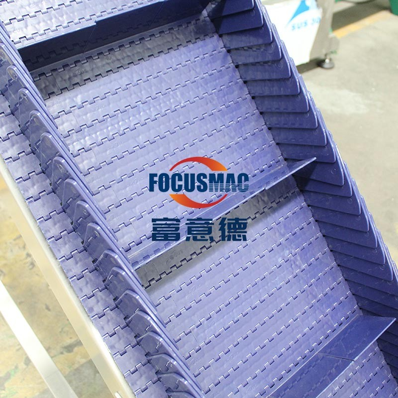 佛山市箱货用皮带输送机大倾角皮带输送机生产