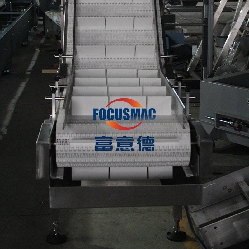 大倾角自动化传送机升降皮带输送机装卸爬坡运输机