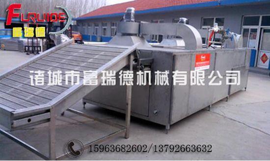 多层网带式海带丝烘干机