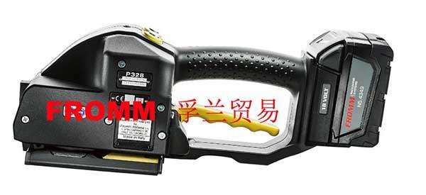 手提式电动塑钢带打包机P328  FROMM孚兰