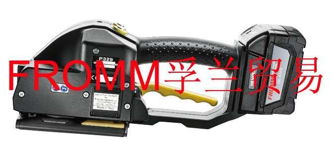 充电式塑钢带打包机 P329  FROMM 孚兰