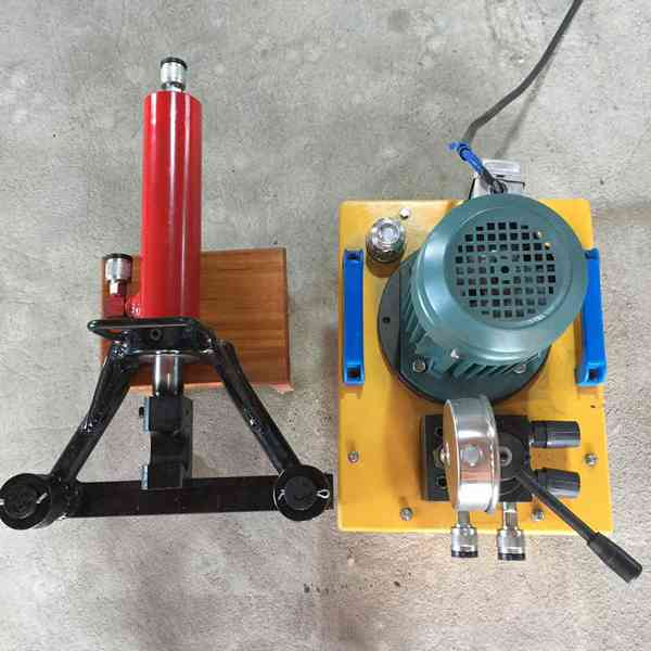 山东方特路桥手提式液压钢筋弯曲机