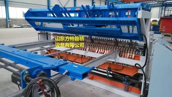 方特路桥数控钢筋网排焊机