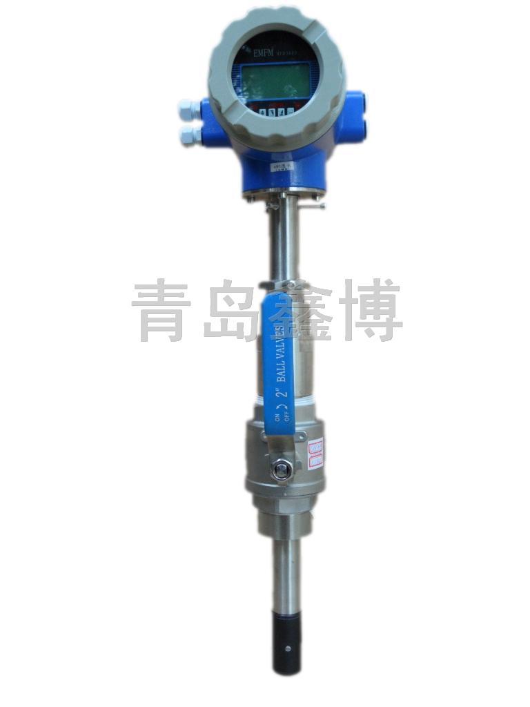 江苏兴化市管道插入式电磁流量计厂家