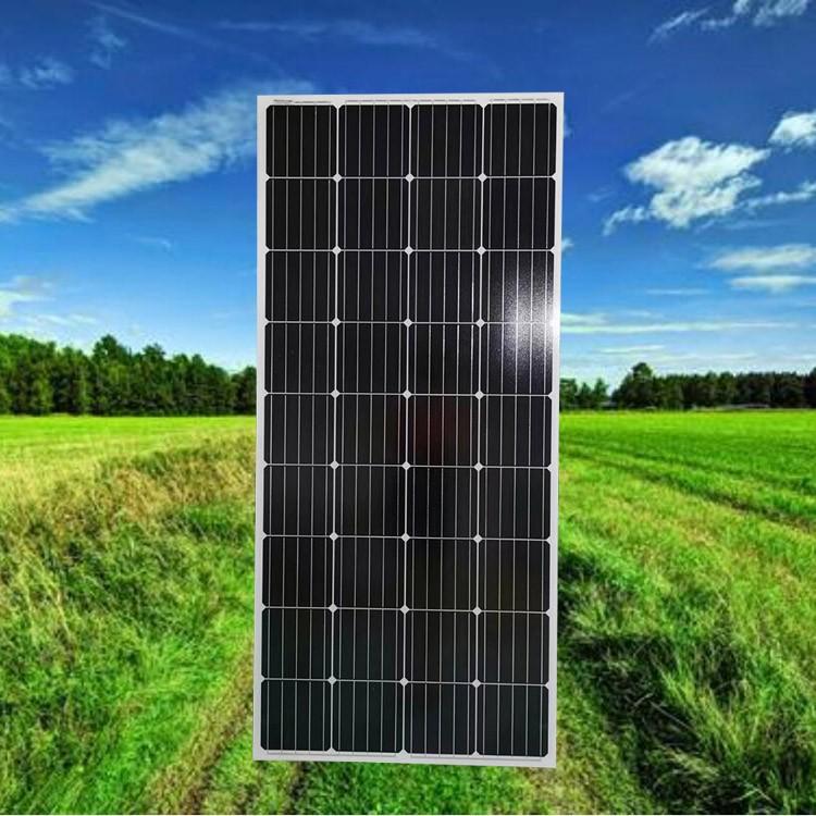 广东晶天太阳能发电板180W瓦72片solar panel太阳能蓄电池光伏板
