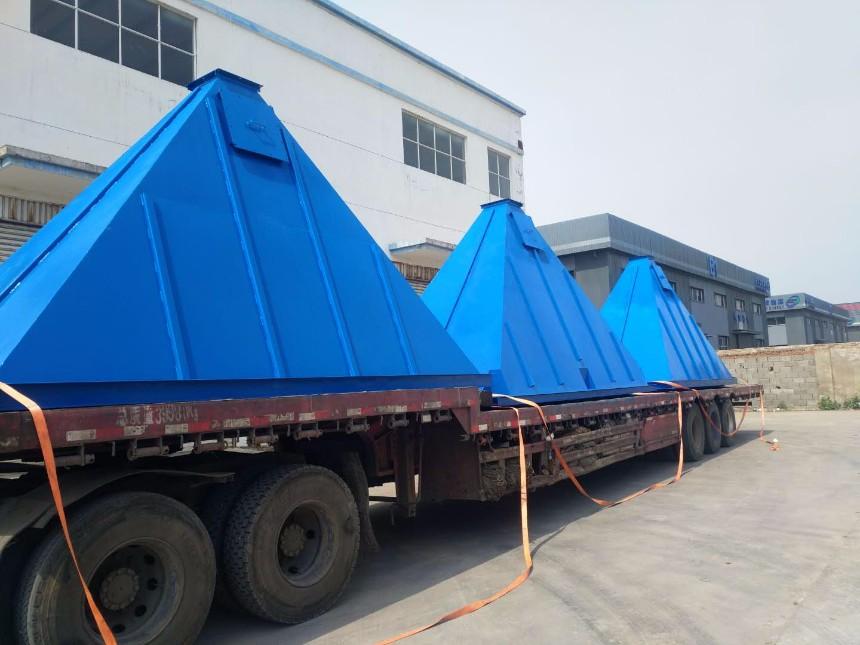 矿山专用除尘器GQM96-4脉冲袋式除尘器