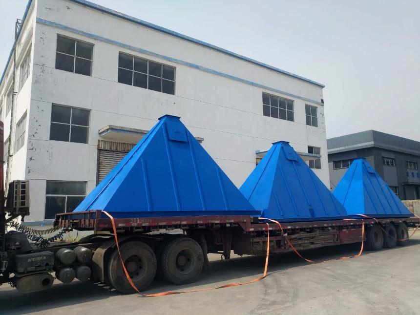 矿山专用除尘器GQM64-5脉冲袋式除尘器