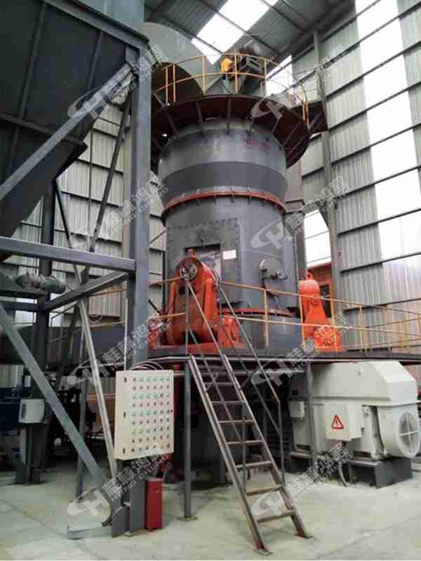 HLMX超细立式磨粉机矿渣立磨厂家