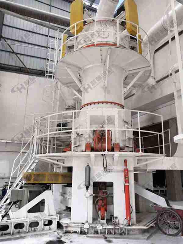 HLM系列立式磨粉机水泥生料立磨机矿渣微粉立磨机