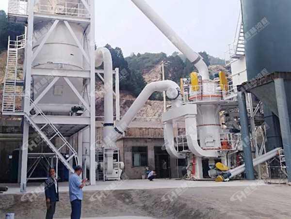 水泥生料雷蒙磨大型矿山机械磨粉机HC2000磨矿机械