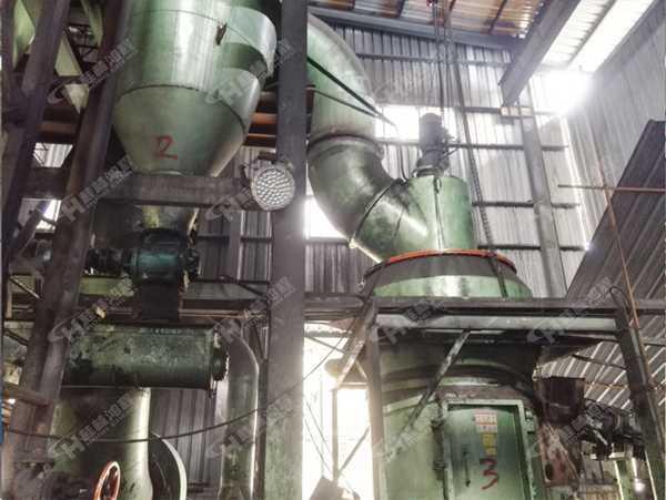HC系列纵摆磨粉机 500目磨粉机 四川雷蒙磨