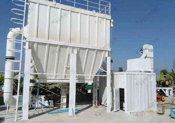 超细微粉磨HCH超细环辊磨粉机粉煤灰的超细粉磨
