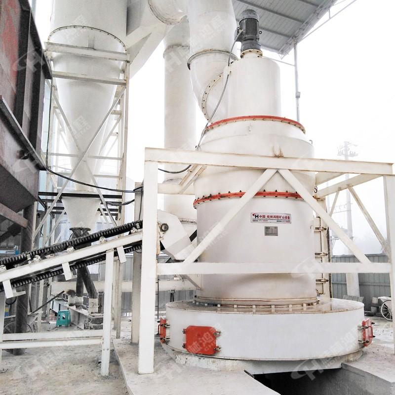蒙脱石雷蒙磨HCQ加强型磨粉机新型环保节能磨矿粉碎机