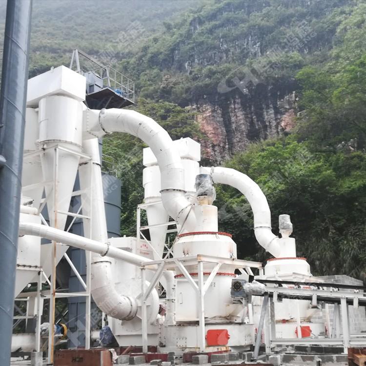 活性碳酸钙生产设备 HC2000大型方解石雷蒙磨粉机