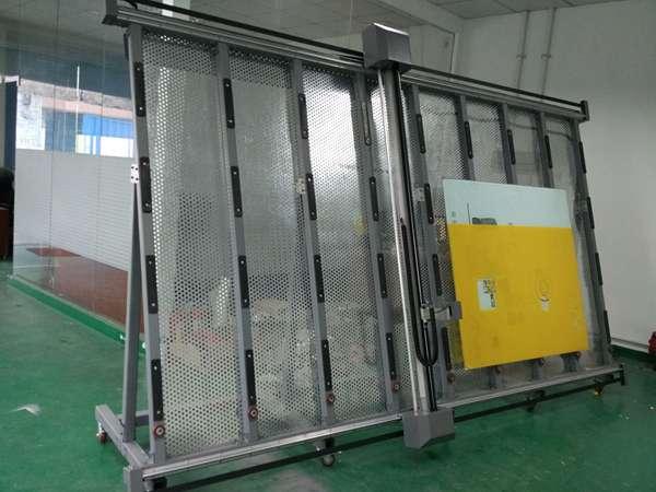 深圳国铭宇G-3000D立式玻璃刻绘机
