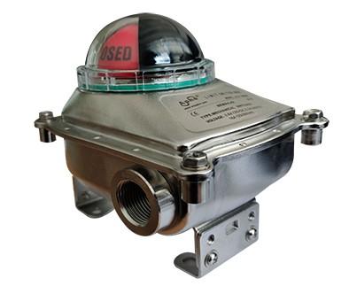 埃费尔不锈钢限位器ALS-206 m20*1.5磁感接近式SPDT24V