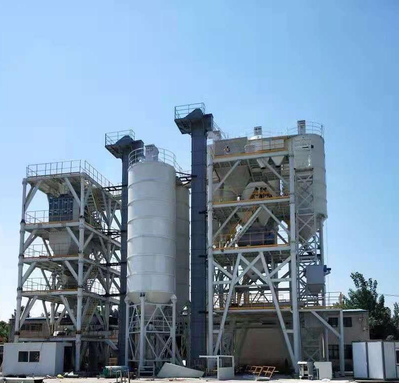 干粉砂浆设备|干混砂浆设备|石膏砂浆设备|特种砂浆生产线|非标搅拌站定制|固废处