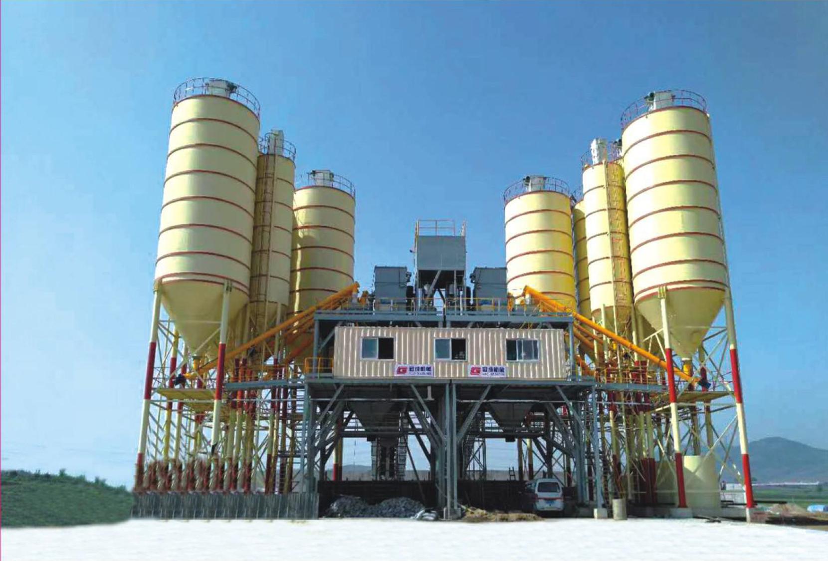 湿拌砂浆设备