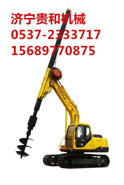 贵和直销履式旋挖机原装现货信誉保障安全可靠