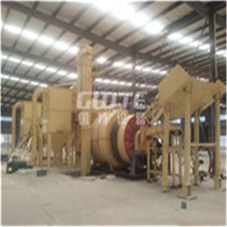 卧式板材砂生产线国特