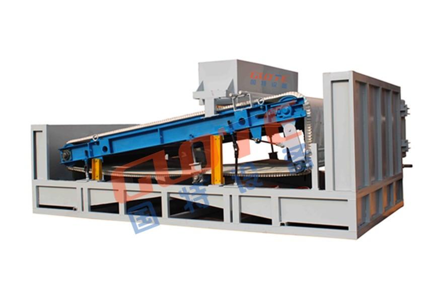 云南板式磁选机厂家 永磁高梯度平板磁选机