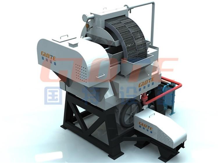 GTLH立环高梯度磁选机/锰矿湿式磁选机
