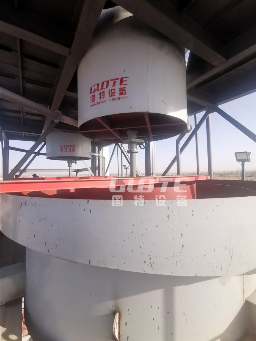 GSF水力分级机-硅砂分级设备
