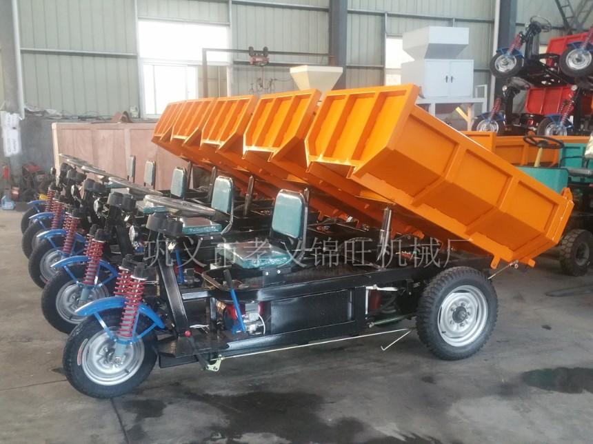三轮矿用自卸车载重2吨,矿用自卸车节能减排持久耐用