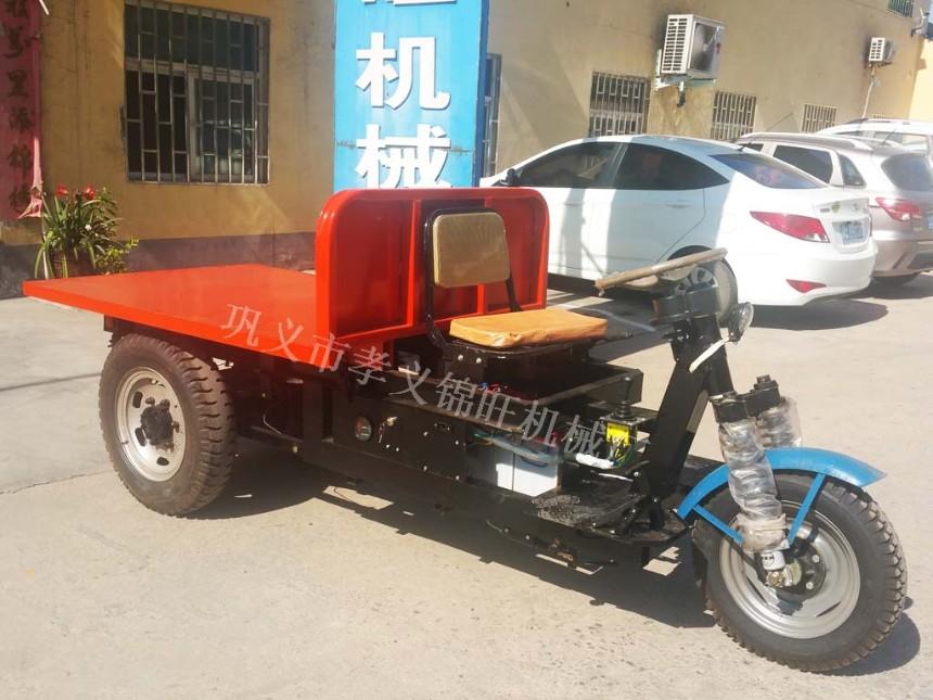 2吨电动平板车新款上市,纯电动平板车易保养