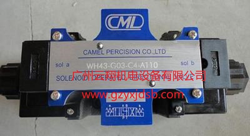 台湾全懋CML电磁阀液压阀