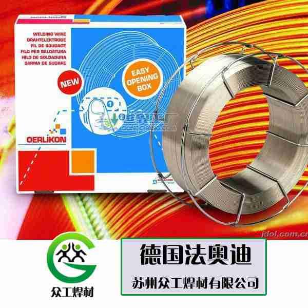 瑞典伊萨ShieldBright308H药芯焊丝E308HT1-4不锈钢钢焊丝