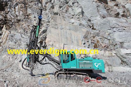 液压潜孔钻机(供应原装进口EVERDIGM韩宇液压钻机)型号:ECD40