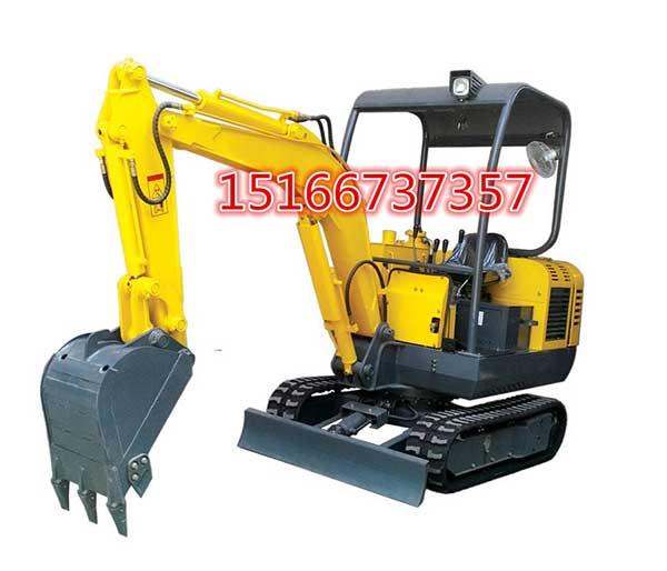 液压式挖掘机出口欧美市场小型挖掘机价格及图片