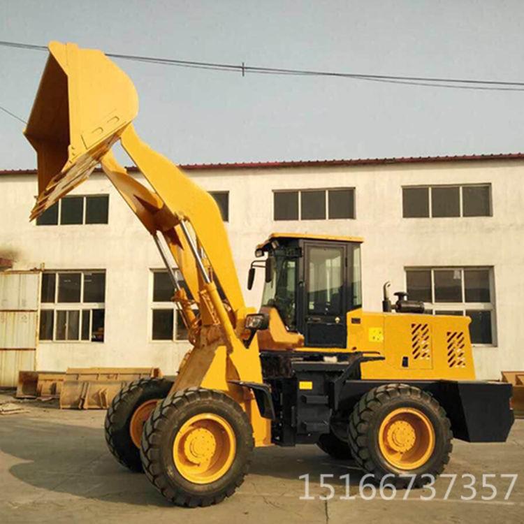 轮式装载机农用装载机高度小型装载机生产厂家