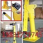 新款车载吊运机36哦旋臂式小型吊机小型吊车吊装机