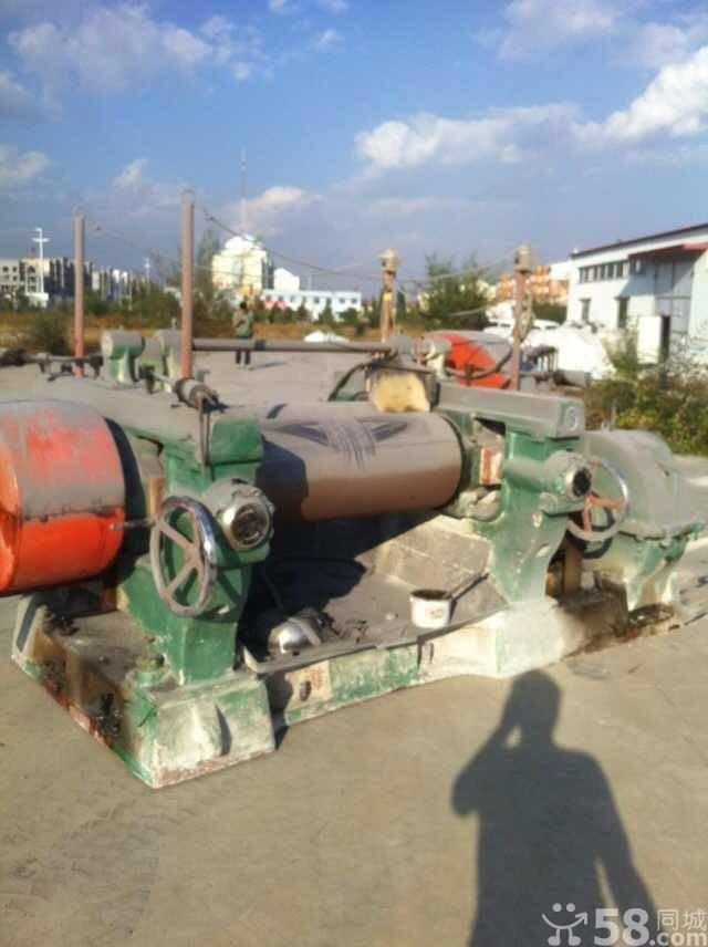 开炼机回收文安开炼机回收河北文安二手开炼机回收中心