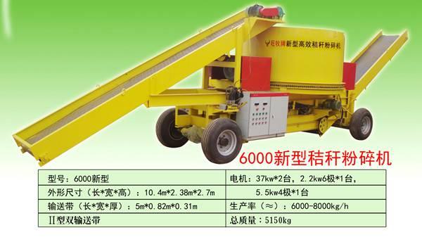 2017年新型玉米秸秆粉碎机生产厂家