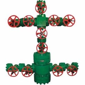 高压防腐采气井口装置