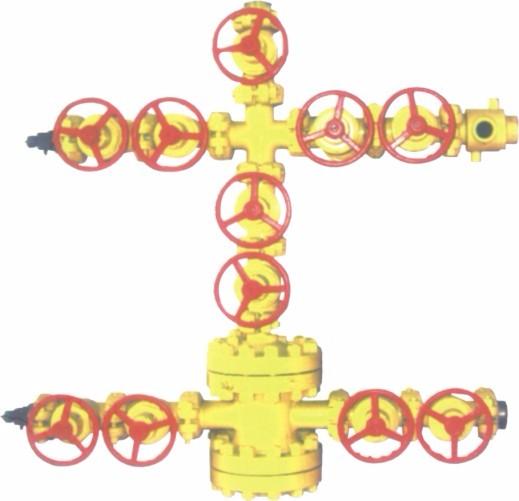 抗硫采气井口装置