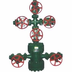 高压注水井口装置