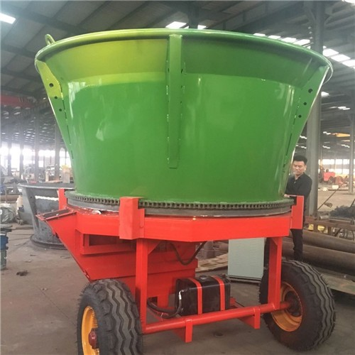 多功能干湿秸秆旋切粉碎机 大型圆盘草捆粉草机