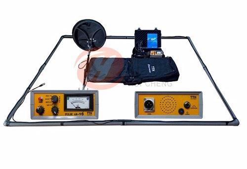 德国原装TTH脉冲式AR-V6超深地下金银探测器真实抗高压排抗化