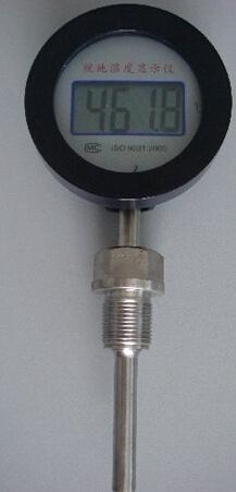 金湖宏创W-100B型隔爆就地数字温度显示仪