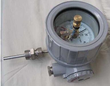 金湖宏创WSSX系列防爆电接点双金属温度计